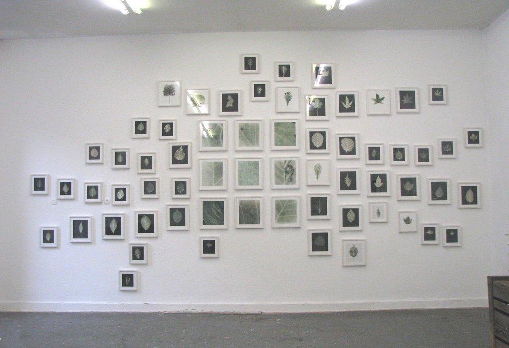Ausstellungsansicht Raum3 für zeitgenössische Kunst, Essen