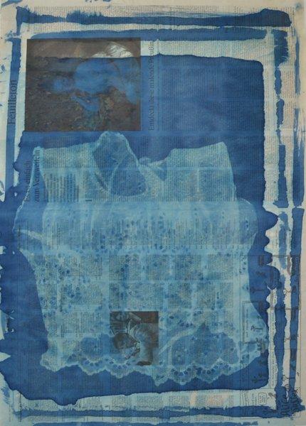 Entdeckt diese malende Preussin 78 x 56 cm